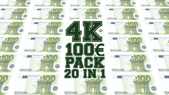 Thumbnail for 4K 100 Euro Pack 20 in 1