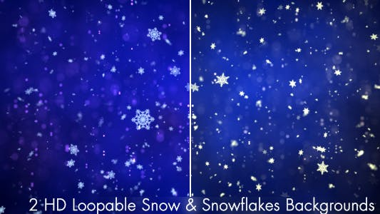 Cover Image for Snow and Snowflakes 2