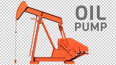 Oil Pump - Oil Jack