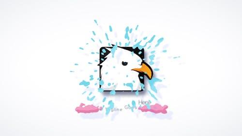 Colorful Liquid Logo