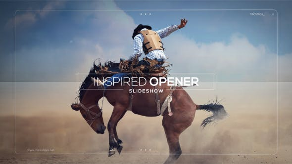 Thumbnail for Inspired Opener - Slideshow