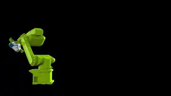 Robotic Arm and Like II