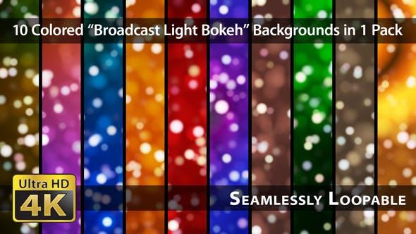 Thumbnail for Broadcast Light Bokeh - Pack 05