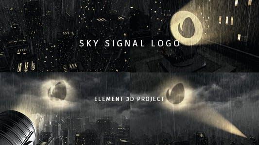 Thumbnail for Logo Sky Signal