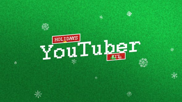 YouTuber Kit | Holidays Edition