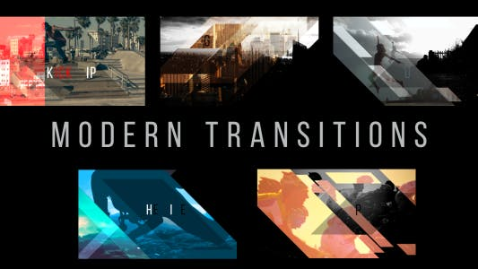 Thumbnail for Modern Transitions 5 Pack Volume 3