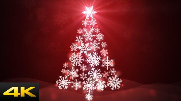Thumbnail for Glittering Christmas Tree