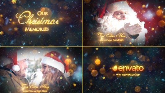 Thumbnail for Weihnachten Erinnerungen - Diashow