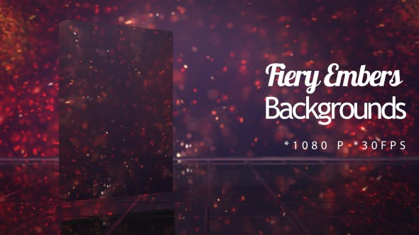 Thumbnail for Fiery Embers 1