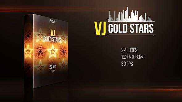 Thumbnail for VJ Gold Sterne