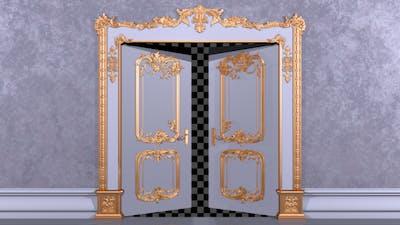 Classical Door Opening