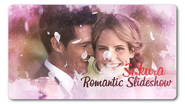 Thumbnail for Sakura Wedding | Cinematic Slideshow