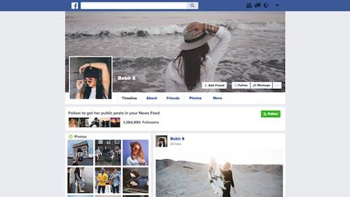Промо на Facebook