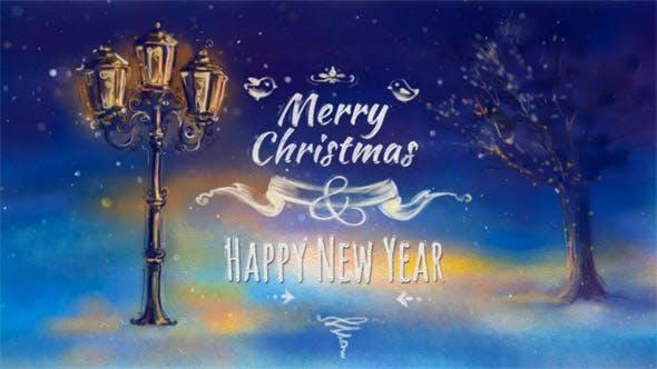 Thumbnail for Christmas Greeting Card