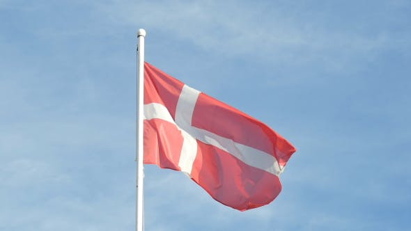 Cover Image for Denmark Flag