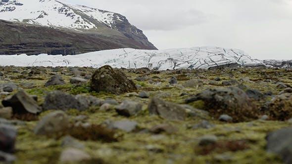 Thumbnail for Landscape Near Glacier Svinafellsjokull, Iceland