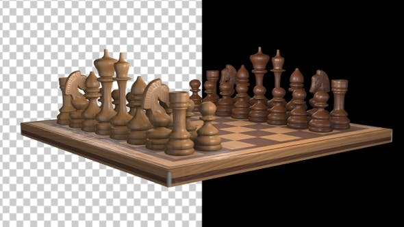 Thumbnail for Spinning Chessboard