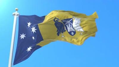 Australian Capital Territory Flag, Australia