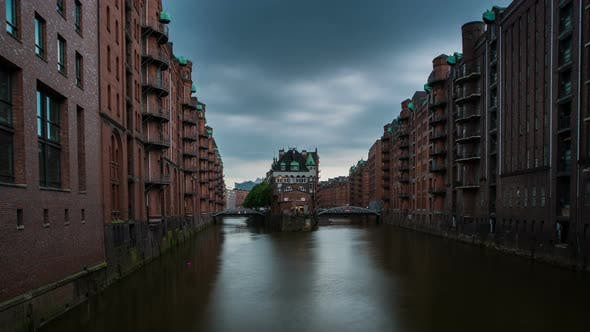 Thumbnail for Raining Evening in Hamburg