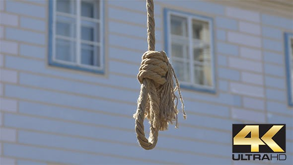 Thumbnail for Hanging Rope in Wind