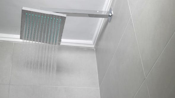 Thumbnail for Working Shower in the Bathroom