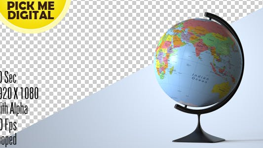 Thumbnail for Desktop Globe Option 2