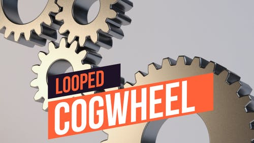 Rotating Cogwheels