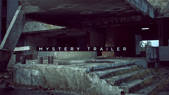 Thumbnail for Mystery Trailer
