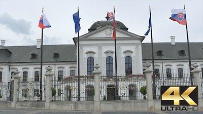 Bratislava House of President