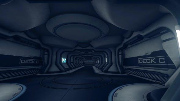 Thumbnail for Spaceship Corridor