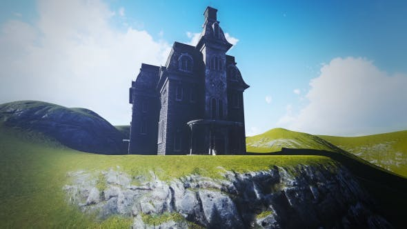 Thumbnail for House on the Hill - Sunny Day