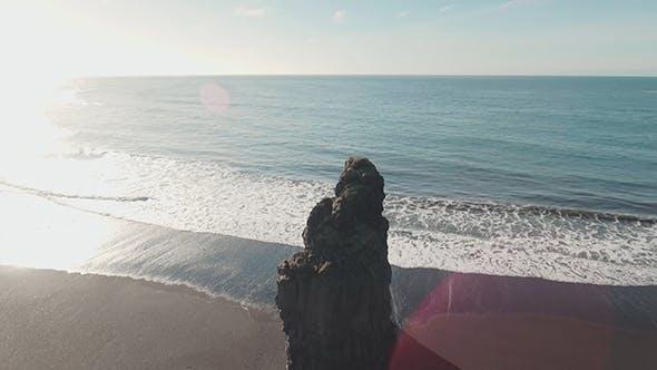 Thumbnail for Reynisdrangar Rock Formation