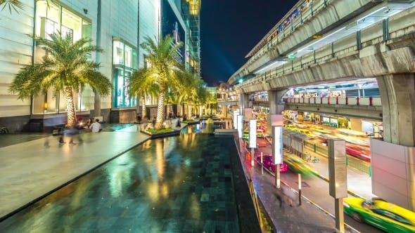 Thumbnail for Modern Cityscape View of Bangkok, Thailand