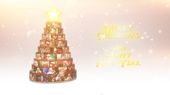 Thumbnail for Joyeux Noël Bobine de film Wishes