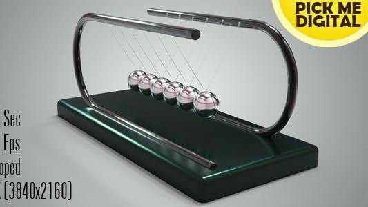Cover Image for Newton's Cradle 3