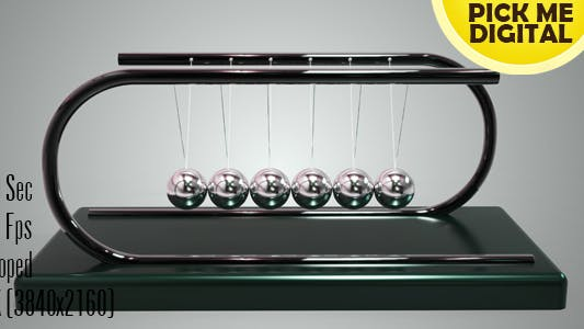 Thumbnail for Newton's Cradle 2