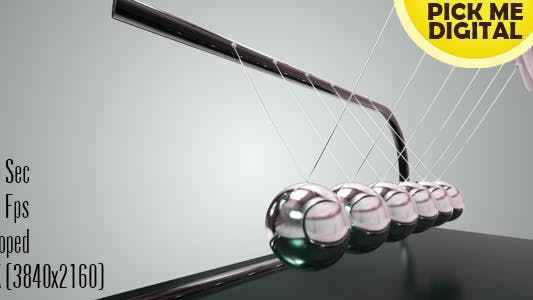 Thumbnail for Newton's Cradle 5