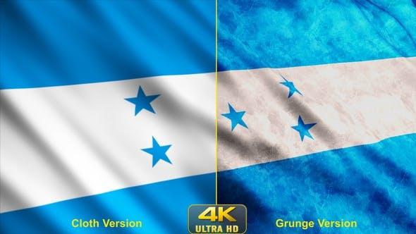 Thumbnail for Honduras Flags