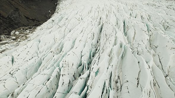 Thumbnail for Blue Ice of Svinafellsjokull Glacier