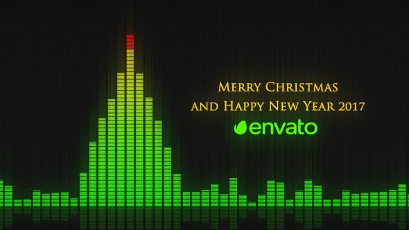 audio meter christmas wishes - Christmas Wishes Video