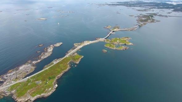 Thumbnail for Atlantic Ocean Road in Norway
