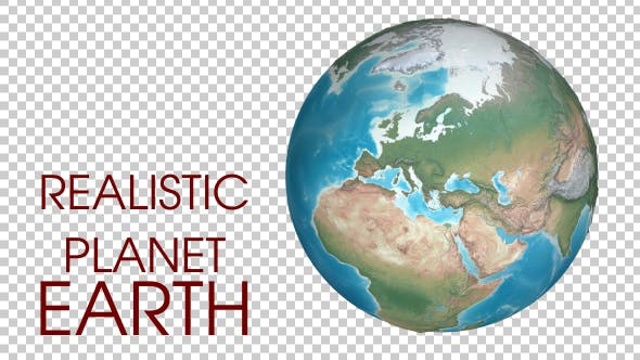 Thumbnail for Realistic Planet Earth