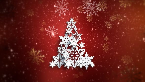 Thumbnail for Christmas Pine Background