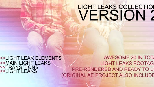 Thumbnail for LIGHT LEAKS COLLECTION 2