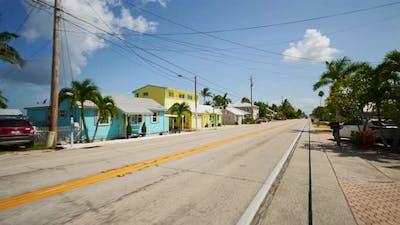 Town Of Matlacha Florida Usa