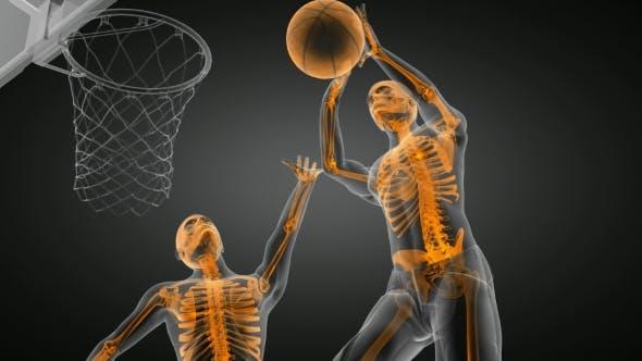 Thumbnail for Basketball Game Player