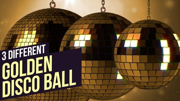 Thumbnail for Goldene Discokugeln