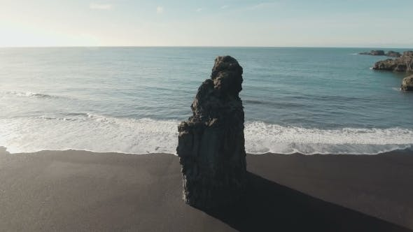 Thumbnail for Reynisfjara Beach and Atlantic Ocean