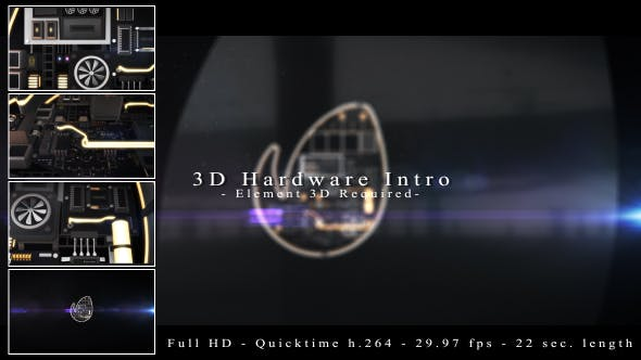 Thumbnail for 3D Hardware Intro