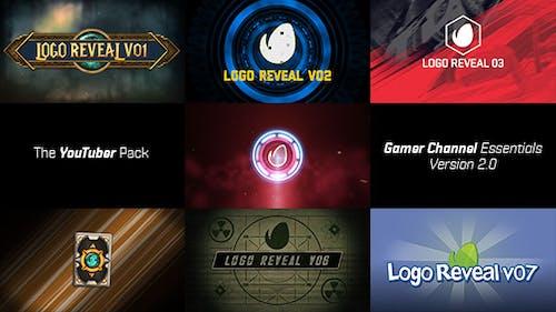 The YouTuber Pack - Gamer Channel Essentials V2